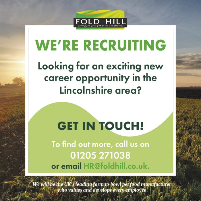 Jobs in Boston, Lincolnshire. Fold Hill Foods is recruiting for short term and permanent roles in Boston, Lincolnshire.